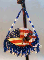 Stars and Stripes Pod Purse Pattern
